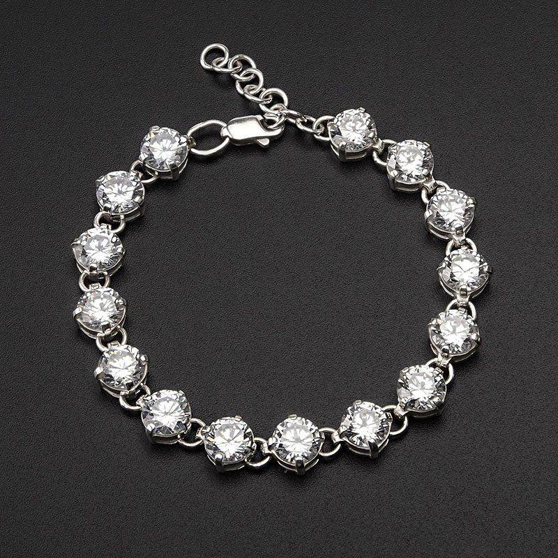 Браслет жіночий срібний День з доставкою по Україні f085b6a527cd0